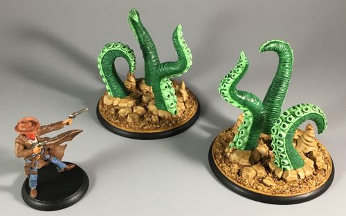 Board Game: Shadows of Brimstone: Ancient Horrors Enemy Pack
