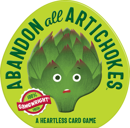 Board Game: Abandon All Artichokes