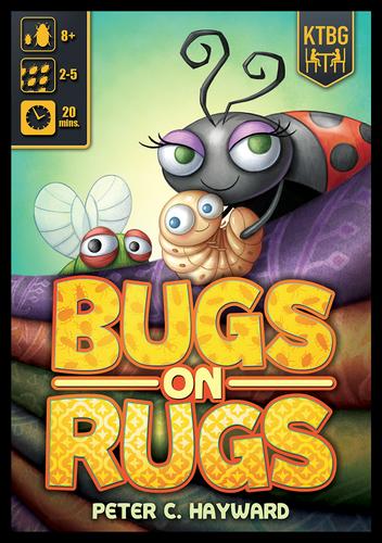 Board Game: Bugs on Rugs