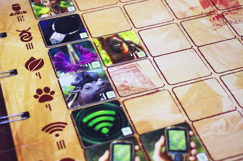 Board Game: Sumatra