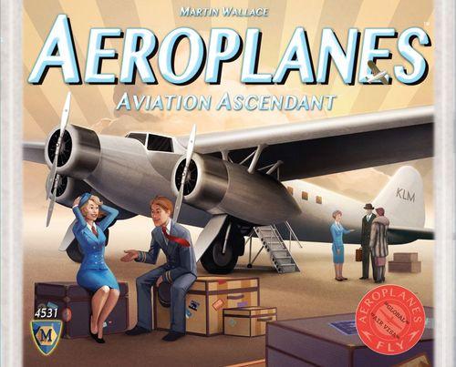 Board Game: Aeroplanes: Aviation Ascendant