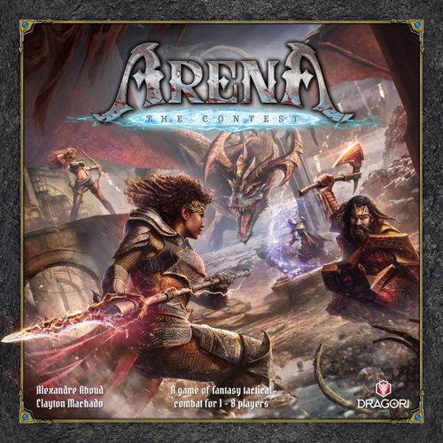 Board Game: Arena: The Contest