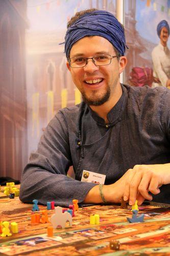 Board Game: Agra