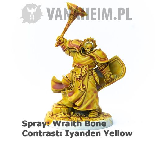 Nazdreg Yellow Citadel Contrast