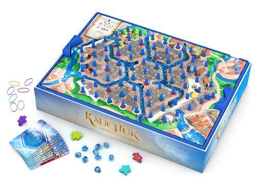 Board Game: Kauchuk