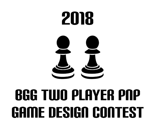2018 Two-Player PnP Game Design Contest | BoardGameGeek | BoardGameGeek
