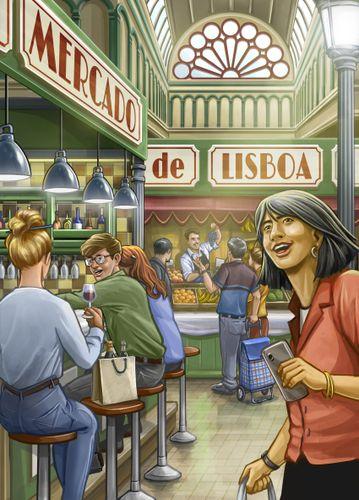 Board Game: Mercado de Lisboa