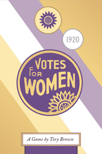 Board Game: Votes for Women