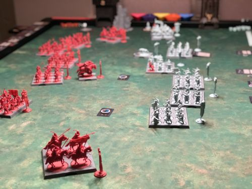 Review from a non-wargamer  | A Song of Ice & Fire: Tabletop
