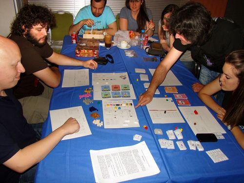 Board Game: Crisis