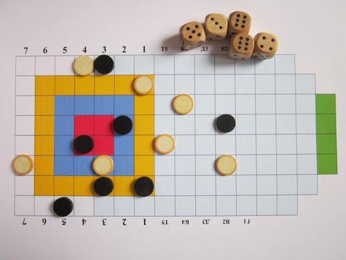Board Game: Logical Curling