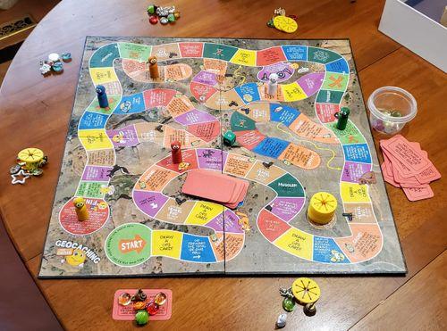 Board Game: Geocaching: The Game