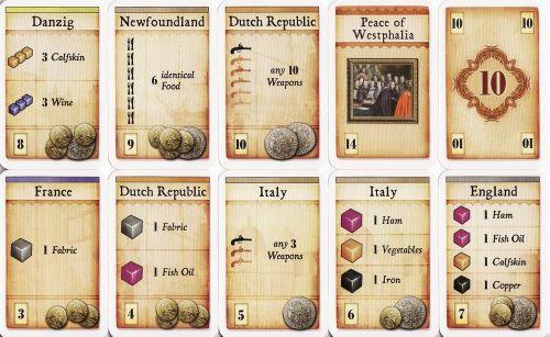 Board Game: Merkator