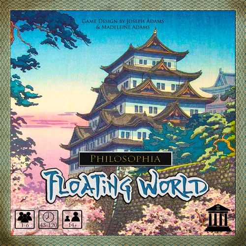 Board Game: Philosophia: Floating World