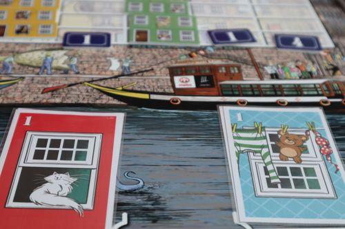 Board Game: Porto