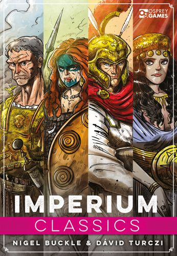 Board Game: Imperium: Classics