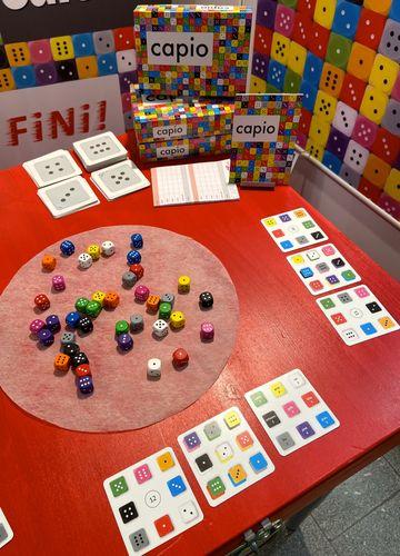 Board Game: Capio