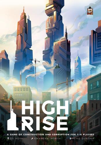 Board Game: High Rise
