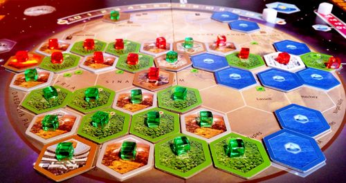 New to you December 2016 => Best new boardgame | BoardGameGeek