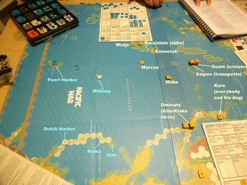 Clash of Giants - Battle of Midway AAR (Battle Scenario 3