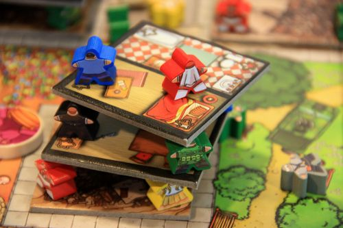 Board Game: Terror in Meeple City