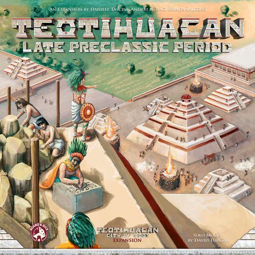 Board Game: Teotihuacan: Late Preclassic Period