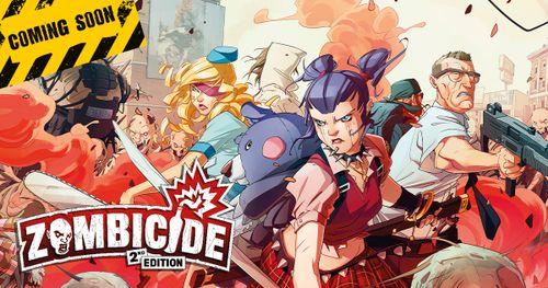 Board Game: Zombicide