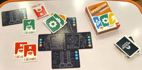 Board Game: Secret Operation