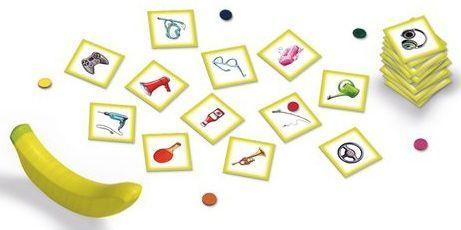 Board Game: Alles Banane!