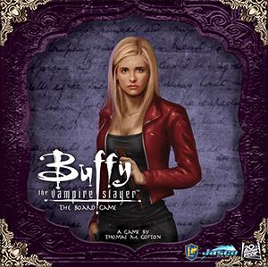 Board Game: Buffy the Vampire Slayer: The Board Game