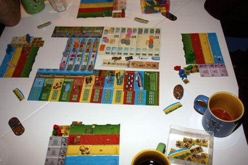 Board Game: Sun, Sea & Sand