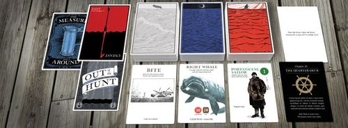 Board Game: Moby Dick, or, The Card Game