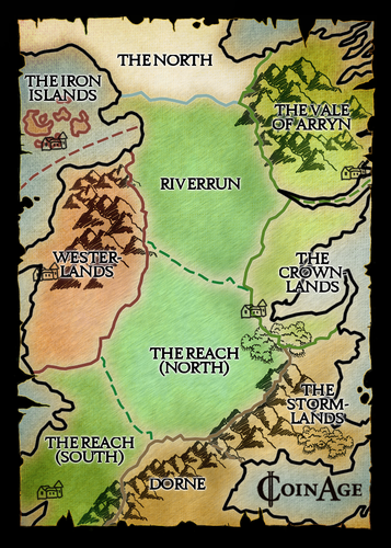 Game of coins a game of thrones themed map large image warning what better setting for a game where you use money to take control of regions all feedback greatly received next stop middle earth gumiabroncs Gallery