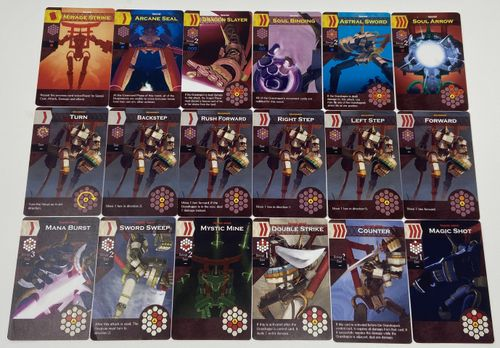 Board Game: Dragon Gyas