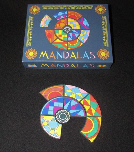Board Game: Mandalas