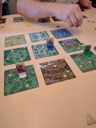 Board Game: The Legend of Zelda: Clockwork Realm