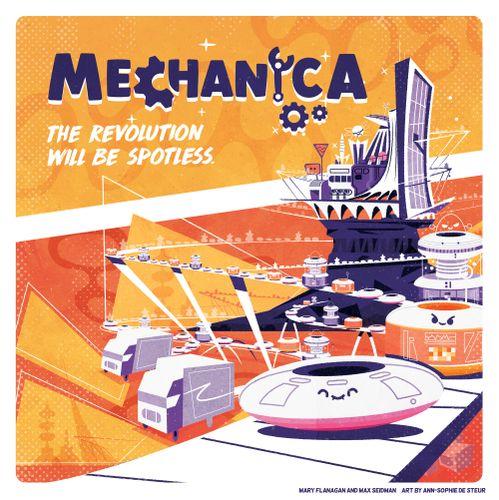 Board Game: Mechanica