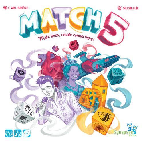 Board Game: MATCH 5