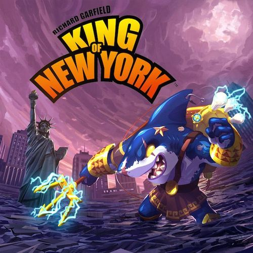 King of Tokyo/King of New York Product Guide | BoardGameGeek
