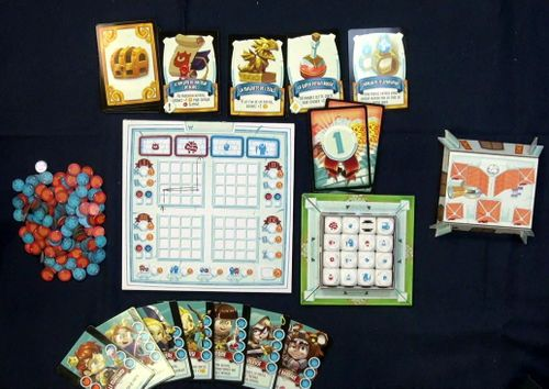 Roll and Write games | BoardGameGeek