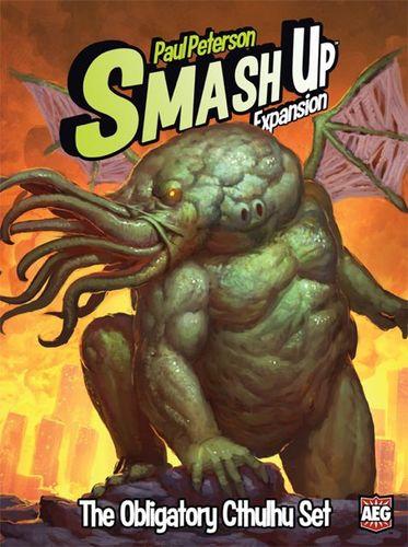 Board Game: Smash Up: The Obligatory Cthulhu Set