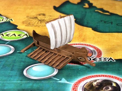 Board Game: Argonauts