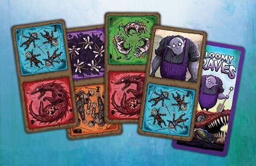 Board Game: Gloomy Graves