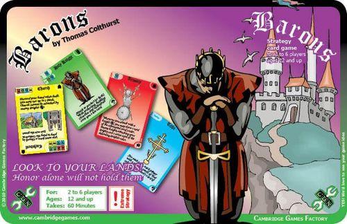 Board Game: Barons