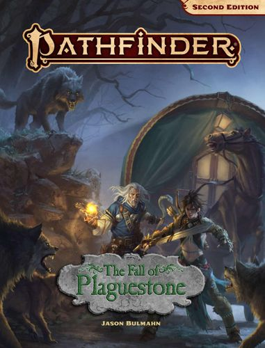 Recruiting for Pathfinder 2e - The Fall of Plaguestone