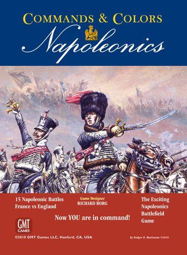 Board Game: Commands & Colors: Napoleonics
