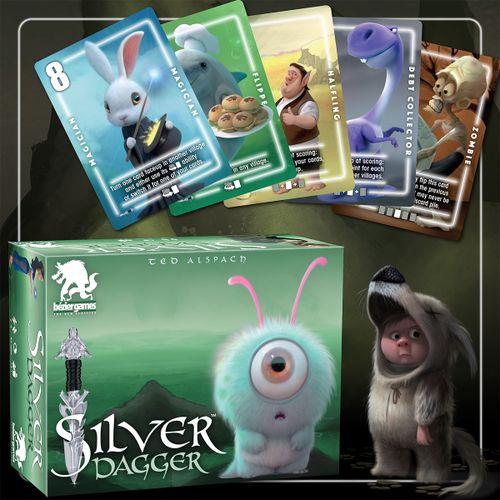 Board Game: Silver Dagger