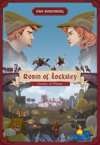 Robin von Locksley boardgame juego