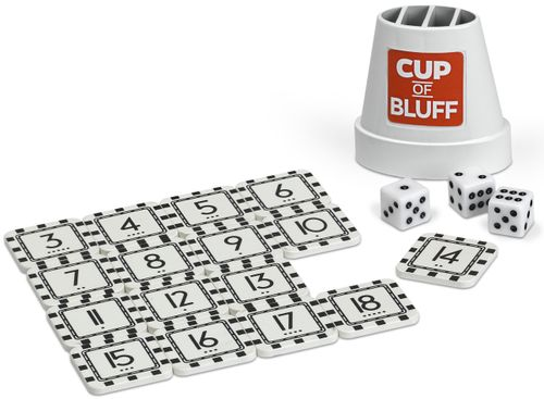 Board Game: Cup of Bluff