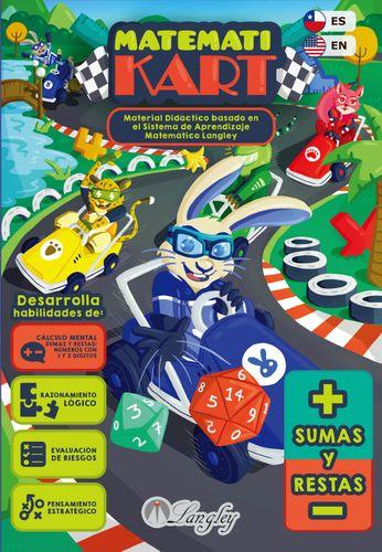 Board Game: MatematiKart